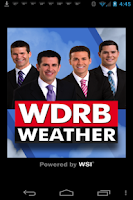 Screenshot of WDRB Weather App