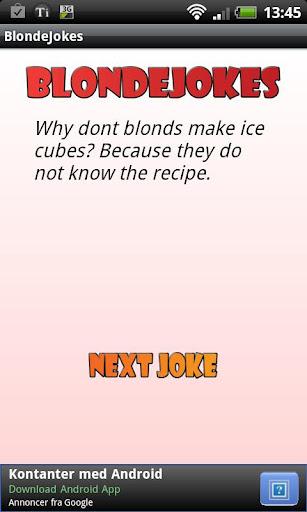 BlondeJokes
