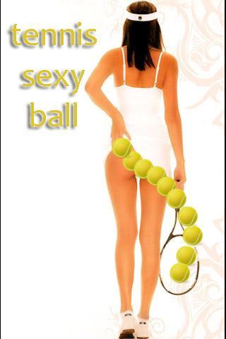 網球性感球遊戲