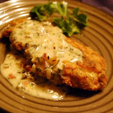 Creamy Lemon Herb Chicken