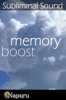 Screenshot of Memory Boost Brain Massage