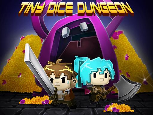 Tiny Dice Dungeon - screenshot