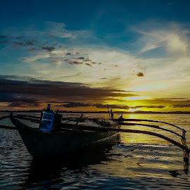 Vessel by Karen Lee - Transportation Boats