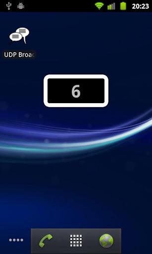 UDP Broadcast Chat