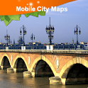 Bordeaux Street Map icon