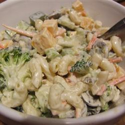 Chicago Macaroni Salad