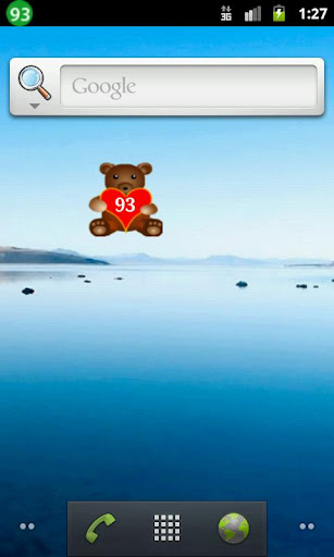 泰迪熊電池小工具