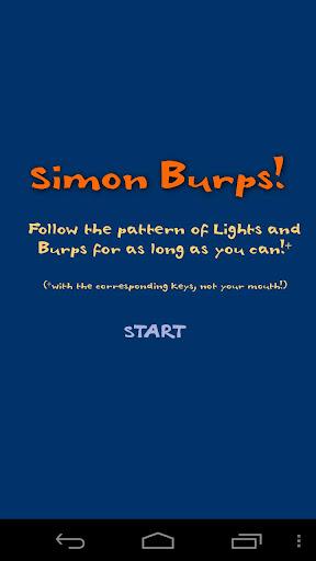 Simon Burps