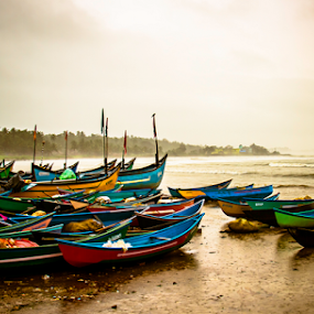 Murdeshwar  beach , Gokarna Karnataka by Vyom Saxena - Landscapes Beaches ( gokarna karnataka, india, beach, murdeshwar )