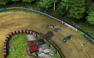 Screenshot of Reckless Racing 2