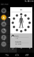 Screenshot of SAO Launcher