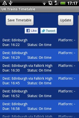 UK Trains Timetable Free|玩交通運輸App免費|玩APPs