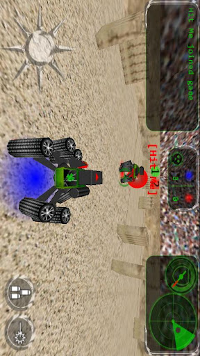 scrap-metal-mech-3d-pvp for android screenshot