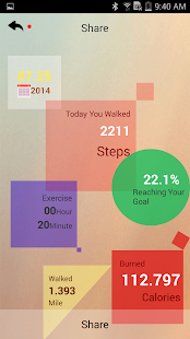 SmartFit - Wristband APK for Bluestacks