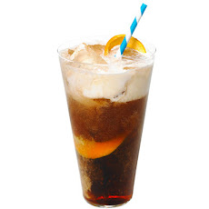 Grown-Up Root Beer Float