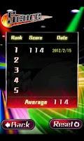 Screenshot of 3D Flick Bowling Games