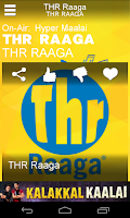 Screenshot of THR Raaga