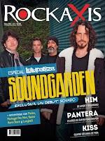 Screenshot of Revista Rockaxis