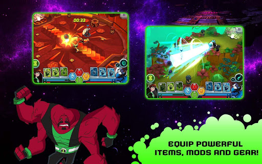 ben 10 games free download for android