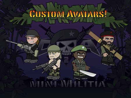 Doodle Army 2 : Mini Militia 2.2.6 screenshot 166606