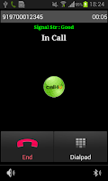 Screenshot of Call4UVOX
