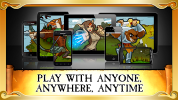 Screenshot of Pocket Legends