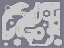 Thumbnail of the map 'Hexagonal Circuit'