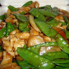 Crunch for Lunch Chicken Stir-Fry