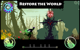 Screenshot of Totem Runner