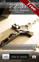 Screenshot of Jesus Christ HD GO Locker