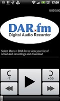 Screenshot of DAR Radio Downloader (OLD)