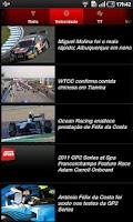 Screenshot of Autosport Online