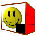 3D Slider Puzzle Pro icon