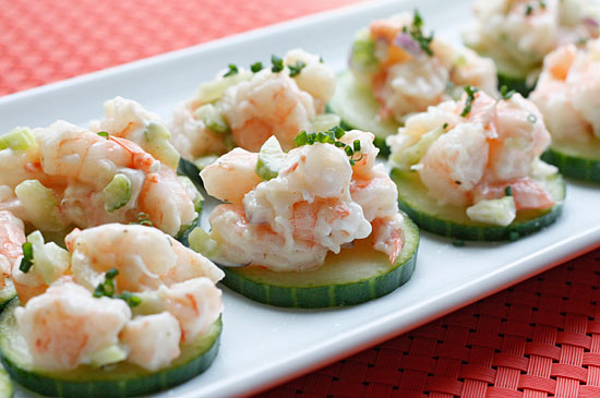 Shrimp, Brie And Cucumber Sandwiches Recipes — Dishmaps