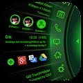 Free Green Light Toucher Pro Theme APK for Windows 8