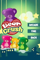 Screenshot of Bear Crush