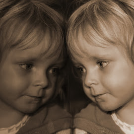 Mirror Image by Ang Gillespie - Babies & Children Toddlers