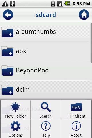 FileDroid Pro BETA