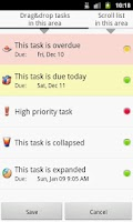 Screenshot of Task List - To Do List - Pro