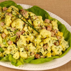 Cauliflower and Spiced Gouda Salad CBC Best Recipes Ever