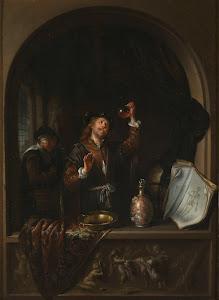 RIJKS: Jan Adriaensz. van Staveren: painting 1669