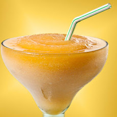 Frozen Ginger-Peach Margarita Recipe