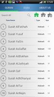 Screenshot of Kid Reciter Muhammad Al Barak