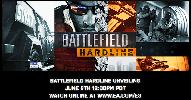 Battlefield: Hardline confirmed by EA, gamplay video leaks out