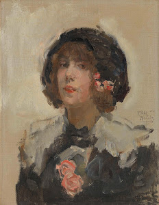RIJKS: Isaac Israels: painting 1922