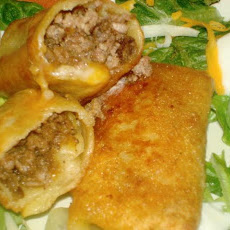 Chinese Egg Roll Wrap