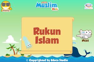 Screenshot of Marbel Muslim Kids