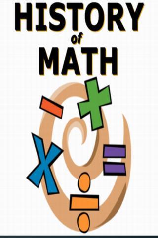 History of Math