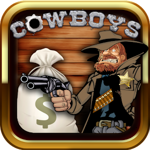 Cover art Cowboys Slot Machine HD
