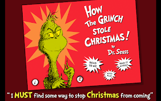 Screenshot of How the Grinch Stole Christmas